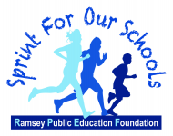 RPEF Virtual Sprint for Our Schools 5K & Family Fun Run