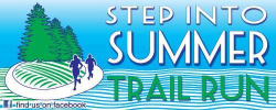 Step into Summer 5k Trail Run and Family Fun Walk