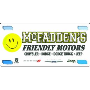 McFaddens Friendly Motors