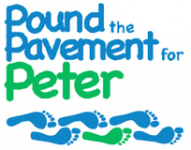 Pound the Pavement for Peter 5K