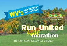 Run United 1/2 Marathon and Zombie 5k
