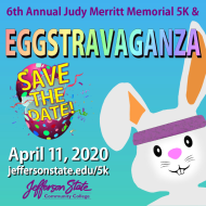 Annual Judy M. Merritt Memorial 5K & Family Fun Day Eggstravaganza