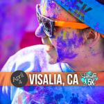 Color Vibe 5K -- Visalia