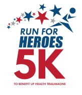 Run for Heroes 3 Mile and Fun Run benefiting UF Health TraumaOne