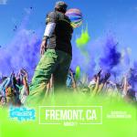 Color Vibe 5K - Fremont