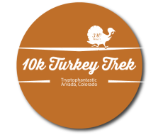 10k Turkey Trek, 5k Turkey Trot & 2k Turkey Toddle