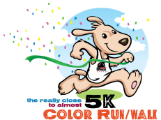 "This Able Veteran's ""Really Close to Almost 5K Color Run/Walk"""