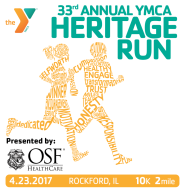YMCA Heritage Run - Presented by OSF Healthcare