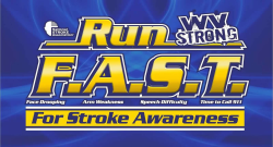 Run F.A.S.T. for Stroke Awareness