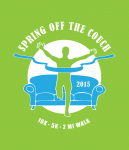 Spring Off the Couch 5k, 10k, and 2 Mile Walk