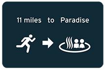 11 Miles to Paradise