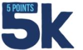 5 Points 5k