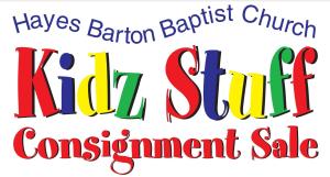 HBBC Kidz Stuff Consignment Sale