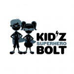 Kid's Superhero Bolt