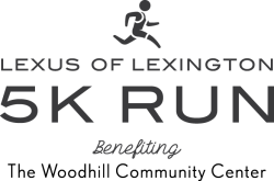 Lexus of Lexington 5K logo