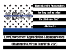 Blessed Are The Peacemakers 5k 2020