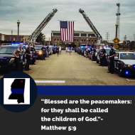 Blessed Are The Peacemakers 5k 2021