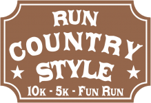 Run Country Style: Boot Scootin' 10K, Country Kicker 5K, Buckaroo Fun Run