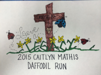 Caitlyn Mathis Daffodil 5K Run
