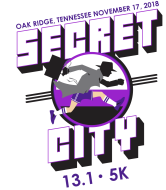 2018 Secret City Half Marathon and 5K