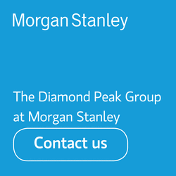 The Diamond Peak Group at Morgan Stanley