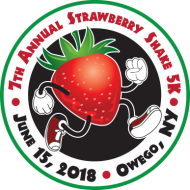 7th Annual Owego Strawberry Shake 5K Run/Walk