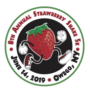 8th Annual Owego Strawberry Shake 5K Run/Walk