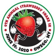 9th Annual Owego Strawberry Shake 5K Run/Walk