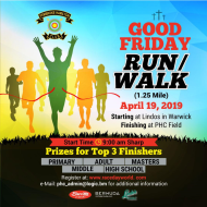 PHC 1 Mile Run & Walk