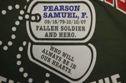 Samuel F Pearson Memorial Day Event