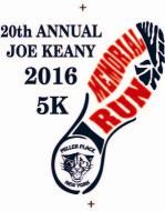 The Joe Keany Memorial 5k Run/Walk