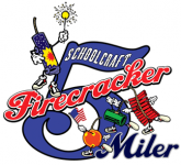 Schoolcraft Firecracker 5-Miler - VIRTUAL RACE