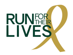 RUN FOR THEIR LIVES | a race to end childhood cancer