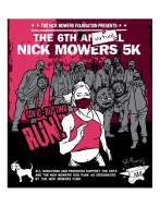 Virtual Nick Mowers Memorial 5K Run/Walk
