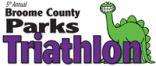 Broome County Parks Triathlon 2017