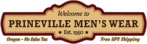 Prineville Men's Wear