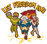 Let Freedom Run