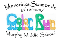 Mavericks Stampede Color Run