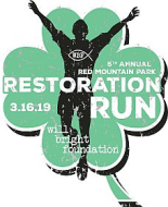 Restoration Run 5K and 15K