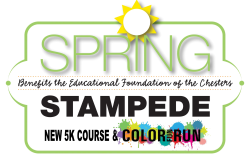 Spring Stampede 5K & Color Fun Run