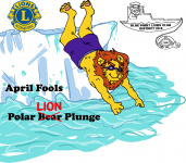 Blue Point Lions Club Polar Plunge