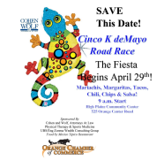 Cohen and Wolf Cinco K De Mayo - 5K Road Race, 1 Mile Walk, Kids Scamper & Virtual Run!