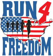 Run 4 Freedom Virtual Challenge Celebration
