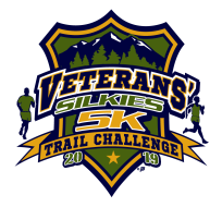 The Veterans' Silkies 5K Trail Challenge
