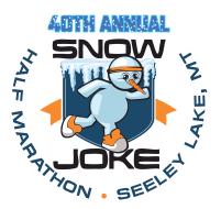 Snow Joke Half Marathon