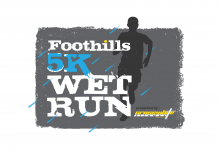 Foothills 5k Wet Run