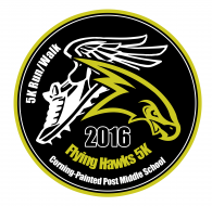 Flying Hawks 5K Run/Walk - CPP Middle School