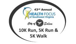 Health Focus of Southwest Virginia Salem Distance Run