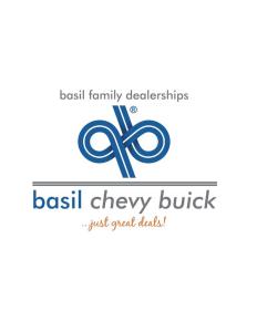 Basil Chevrolet Buick Cadillac