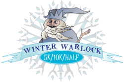5th Annual Winter Warlock 5K/10K/Half Marathon and 18 Miler